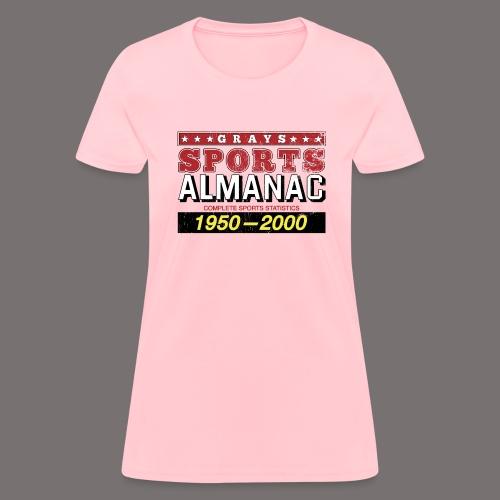 Grays Sports Almanac - Women's T-Shirt