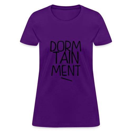 dorm fish 2 - Women's T-Shirt