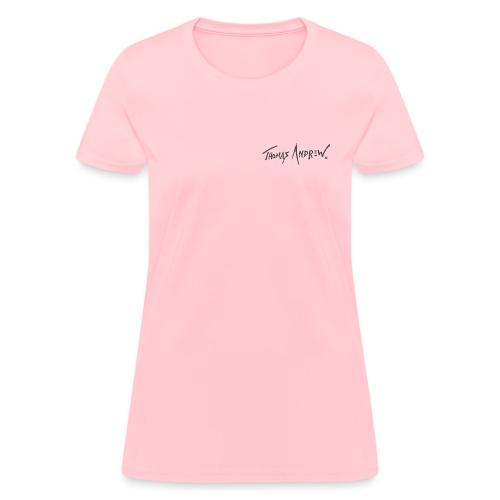 Thomas Andrew Signature_d - Women's T-Shirt