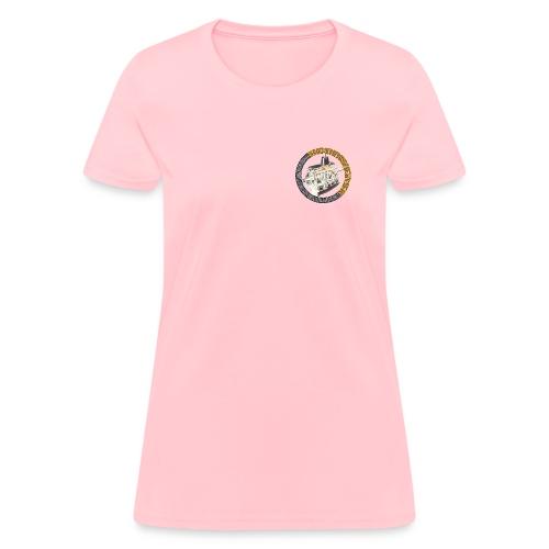Hooniverse Round Logo - Women's T-Shirt