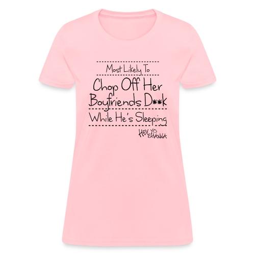new Idea 12411978 - Women's T-Shirt