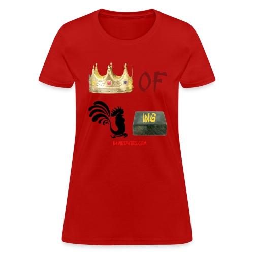 icons chinese - Women's T-Shirt