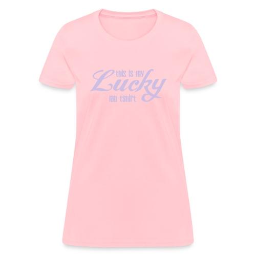 luckylabtshirt - Women's T-Shirt