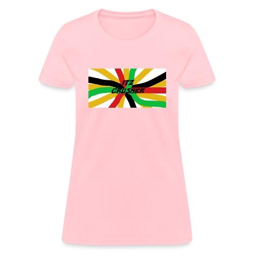 ITZ CRUSHER - Women's T-Shirt