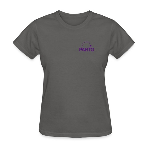 panto stencil smallest - Women's T-Shirt