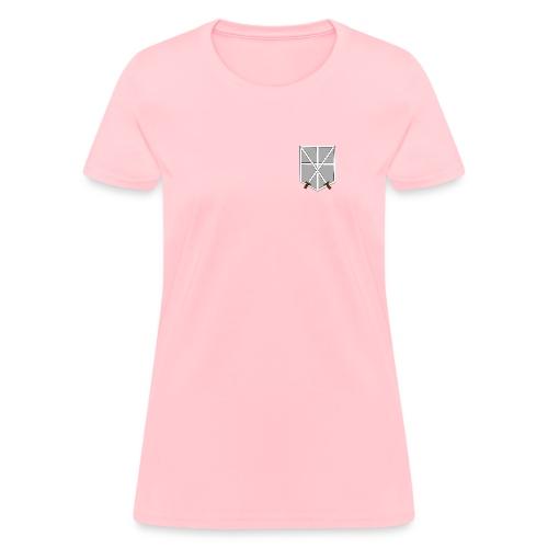 training - Women's T-Shirt