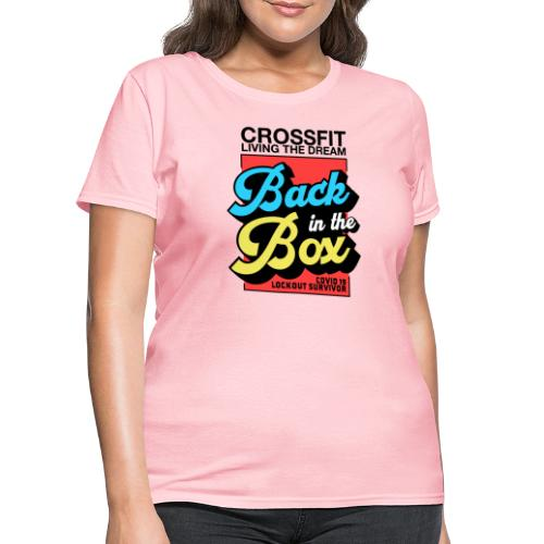 Back in the Box - Women's T-Shirt