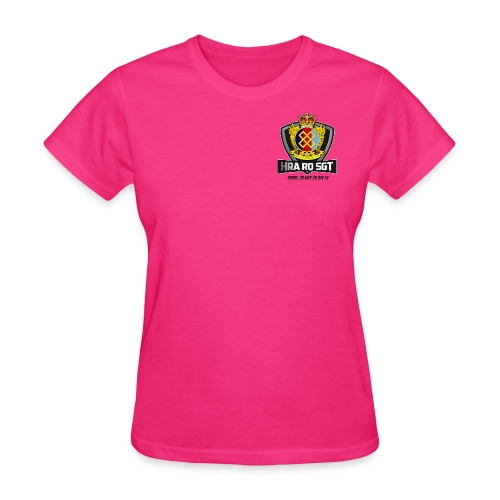HRA RQ Sgt Dark Text - Women's T-Shirt