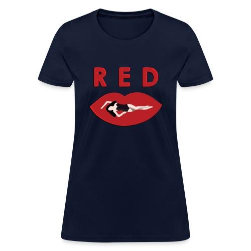 RED - Women's T-Shirt
