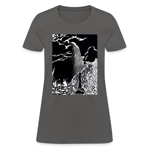 elemental negative - Women's T-Shirt