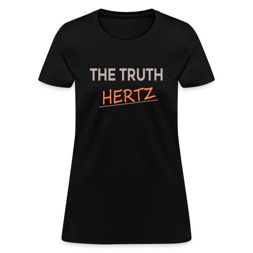 techyescitydessignone1 png - Women's T-Shirt