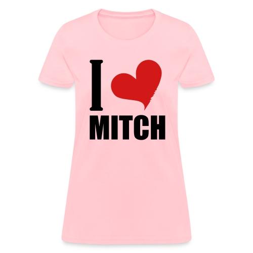 ilovemitch3 - Women's T-Shirt
