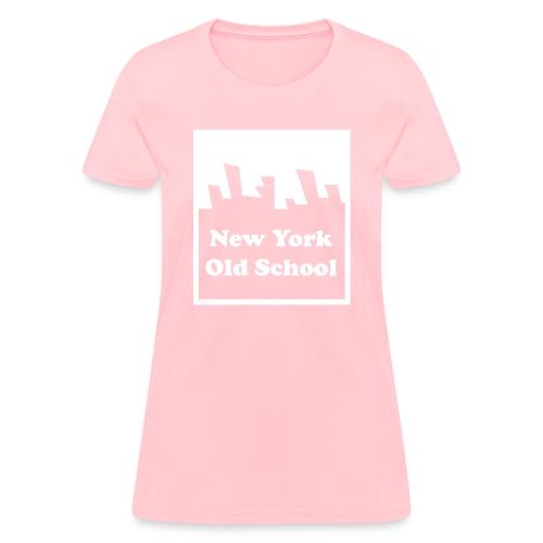 nyoslogoshirt converted - Women's T-Shirt