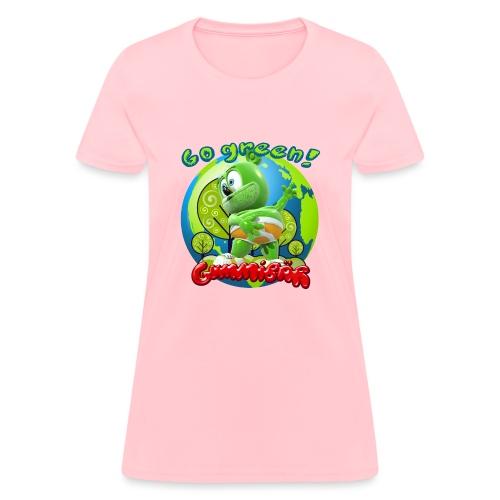 GB shirt 12 png - Women's T-Shirt