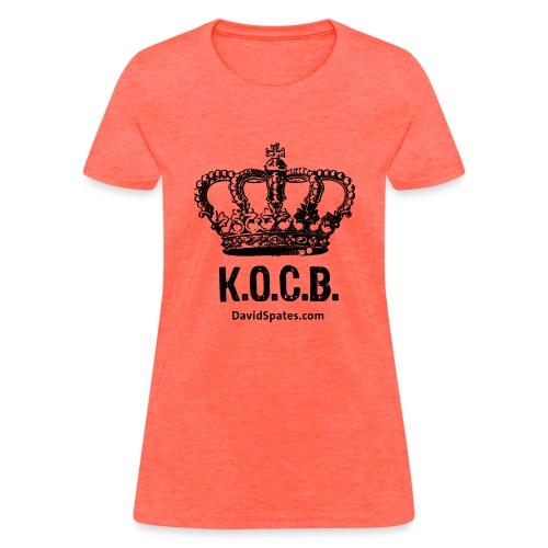 kocb - Women's T-Shirt