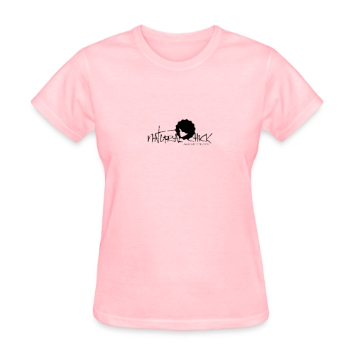 natural chick head - Women's T-Shirt