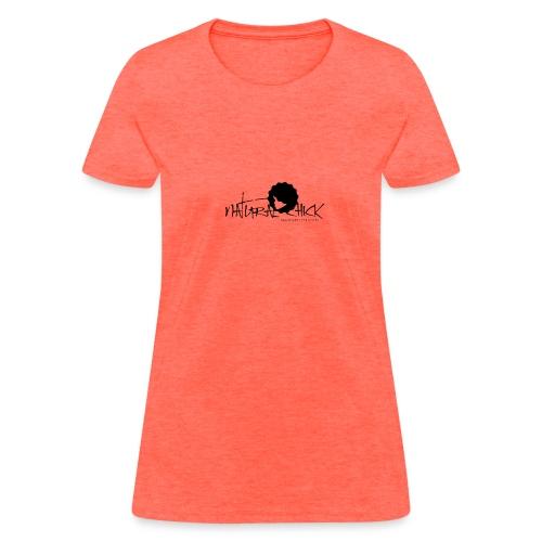natural chick head - Women's T-Shirt