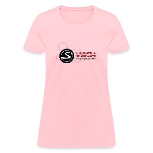 hidden mickey url side - Women's T-Shirt