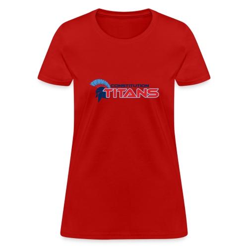 Constitution Titans 1 - Women's T-Shirt