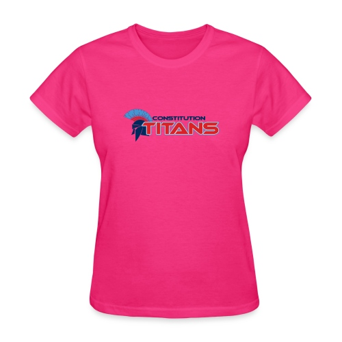 Constitution Titans 1 - Women's T-Shirt