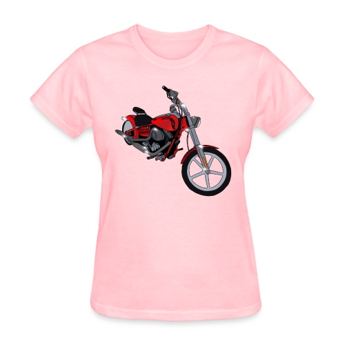 Motorcycle red - Women's T-Shirt