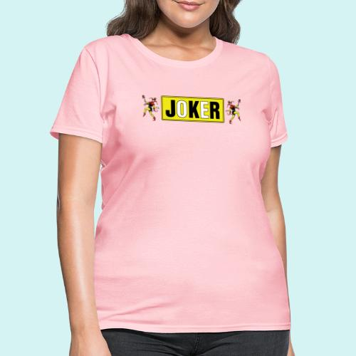 Dancing Joker YF - Women's T-Shirt