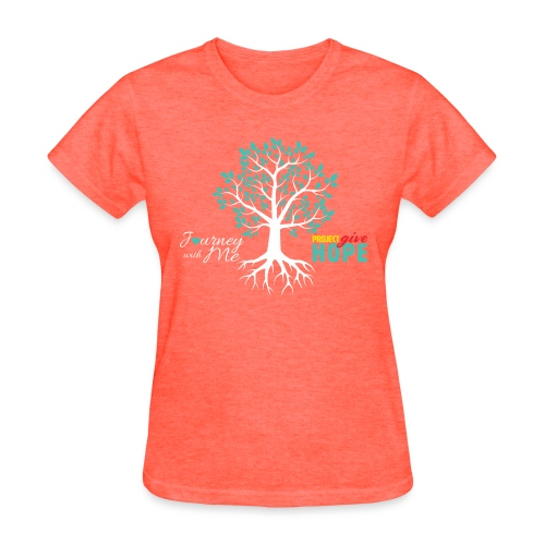 JWM PGH TEAL MONTH - Women's T-Shirt