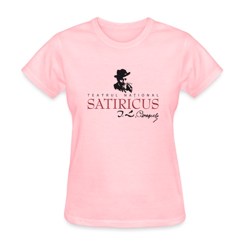 Satiricus Logo - Women's T-Shirt