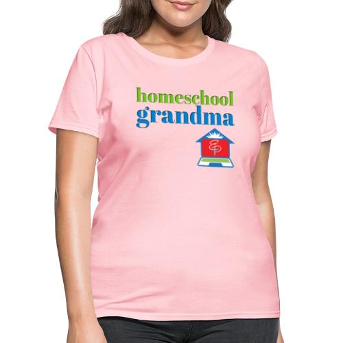 Homeschool Grandma - Women's T-Shirt