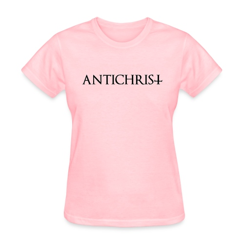 Antichrist - Women's T-Shirt