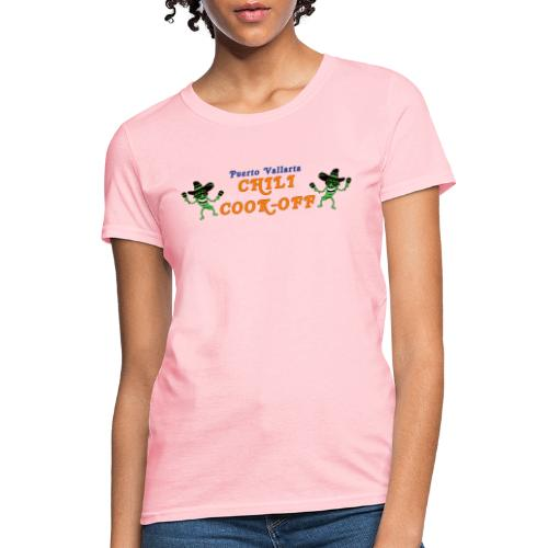 Original Cook-Off Logo - Women's T-Shirt