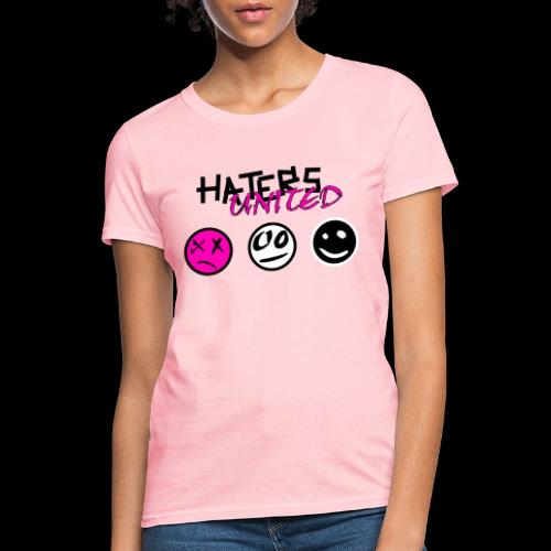 Haters United (Onision) - Women's T-Shirt