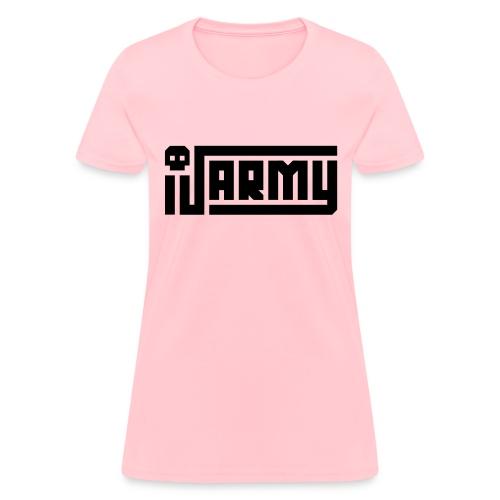 iJustine - iJ Army Logo - Women's T-Shirt