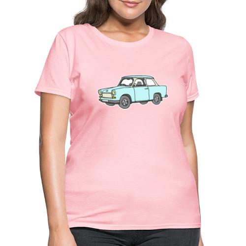Trabant (lightblue) - Women's T-Shirt
