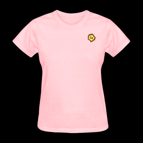 New Sarcoth Logo Top-Left - Women's T-Shirt