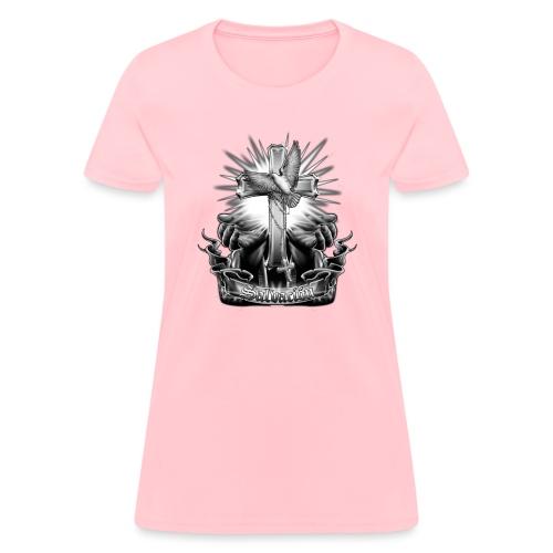Salvacion by RollinLow - Women's T-Shirt