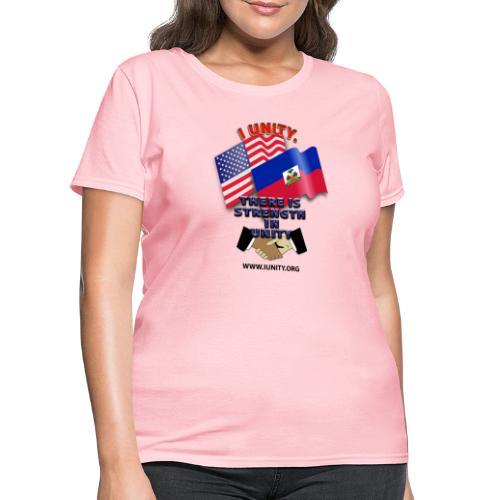 The Flag of Haiti E03 - Women's T-Shirt