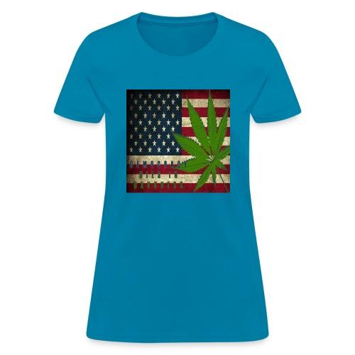 Political humor - Women's T-Shirt