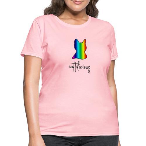 cat tilicious - Women's T-Shirt