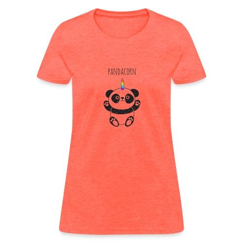 Panda Unicorn - Women's T-Shirt