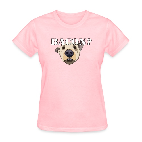 baconlarge - Women's T-Shirt
