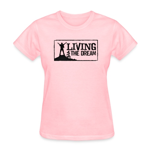 Women's Living the Dream Long-Sleeve T-Shirt - Women's T-Shirt