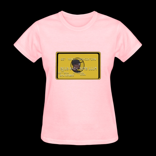 GMA converted png - Women's T-Shirt