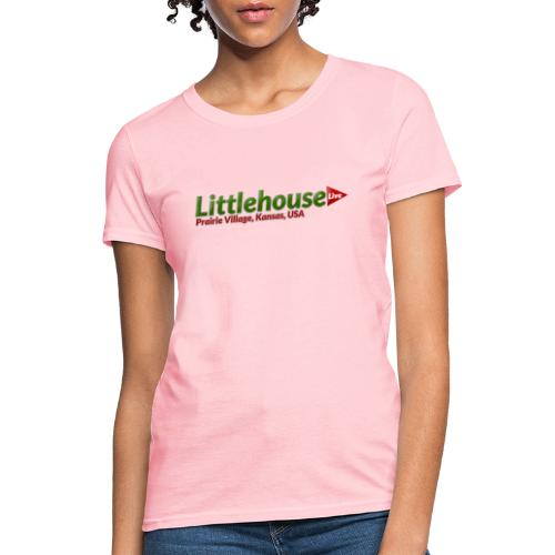 Littlehouse Logo - Women's T-Shirt