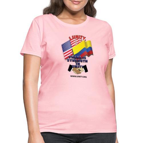 COLUMBIAN USA E02 - Women's T-Shirt
