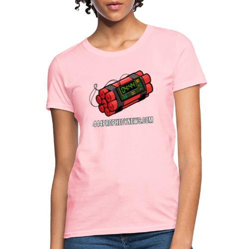 The Clock Is Ticking - Women's T-Shirt