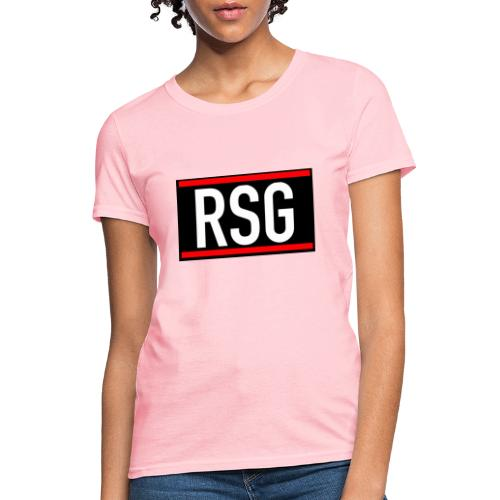 RSG Rythmic Sports Gymnastics - Women's T-Shirt