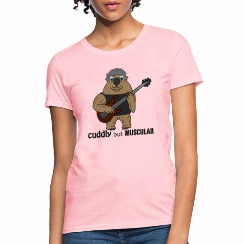 wombatblack - Women's T-Shirt
