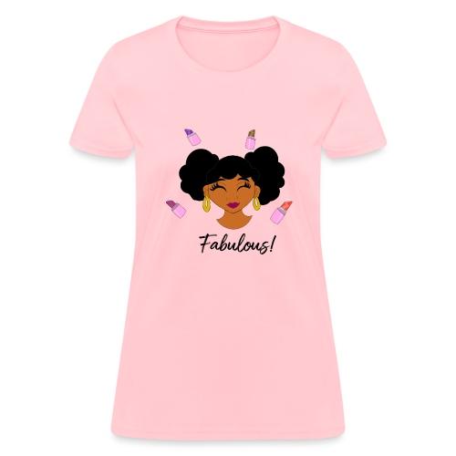 fabulous lipstick - Women's T-Shirt