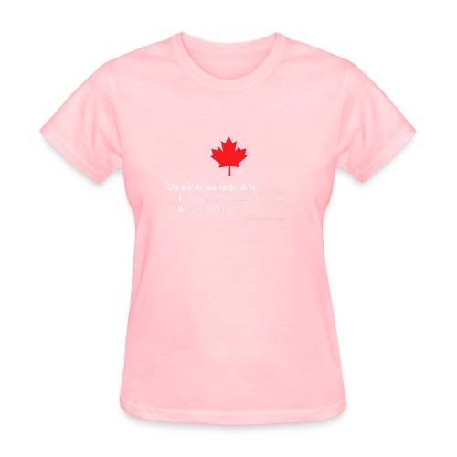 icehole largefinalblank background - Women's T-Shirt